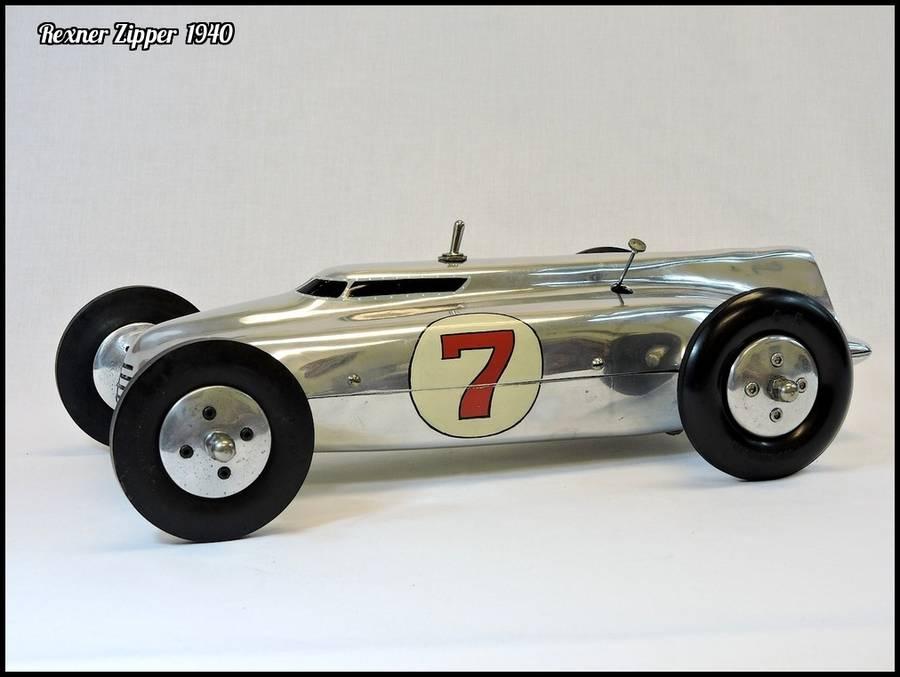 1940 Rexner Zipper Tether Car Auction Mecum On Time