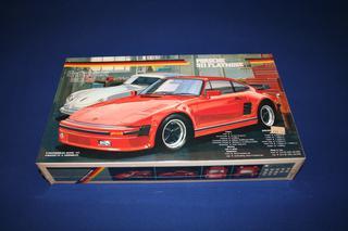 1:24 Porsche Racing 930 Flatnose, 959, 936, 356B/C, Lot of 4