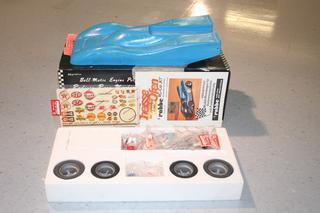 1:8 Porsche 917 R/C Body Kit