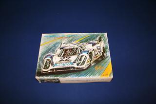 1:24 Heller Racing Porsche 917K & Matra F11, Lot of 2